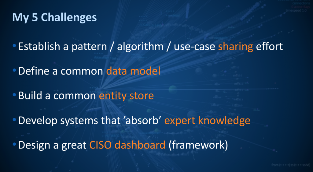 5 challenges